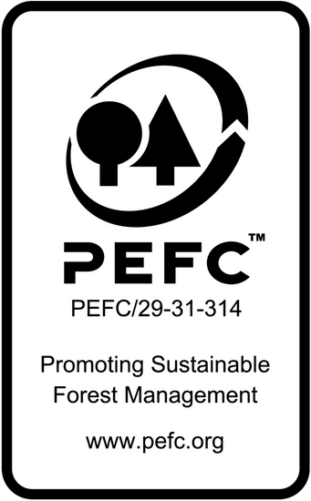 PEFC™ CoC CERTIFIED